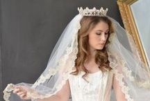 Your Royal Wedding / Inspired by the grandeur of the Royal Wedding? Are you planning a regal wedding of your own? Then these majestic wedding fashion and decorating ideas are for you! For elegant, affordable wedding accessories, visit www.affordableelegancebridal.com.