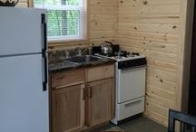 """When You Stay With Us .... / Lake view 1, 2 and 3 Bedroom lodging accommodations that are """"just your style"""": classic northwoods cabins, vacation homes, luxury cabins and suites."""