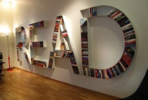 Bookshelves And Libraries / Bookshelves and Libraries / by Jennie Kelly