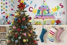 Christmas Ideas for Kids' Rooms / by Jamie Grizzle