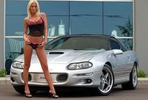 Dads Muscle Cars and Great Gals