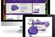 Referenzen - E-Commerce / Interwall hat bereits an vielen E-Commerce Projekten gearbeitet. Hier sind einige Beispiele unserer Referenzen im E-Commerce.