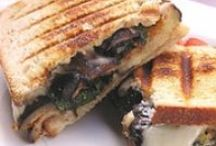 Panini and Sandwich Recipes