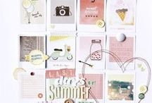 Addicted to Scrapbooking / by Dunia Acauan