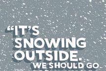 Winter --- In Minnesota / Winter Humor....Naughty and Nice