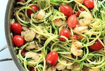 Pastas  / Delicious pastas for quick week night dinners.