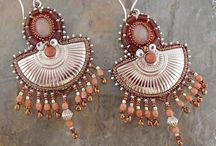 Beadwork Earrings