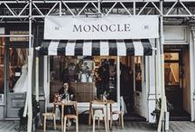 Cafe's Around The World / Travel: Coffee, #Cafe's & Restaurants around the world.