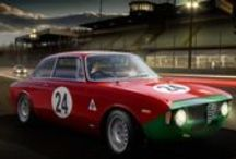 Alfa Romeo Art / The Best of Alfa Romeo Art