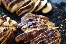 Chicken / Chicken recipes that make my mouth water.