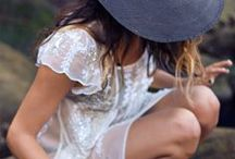 Bohemian Chic / Free spirited fashion for the modern bohemian | #fashion #boho #bohemian #style