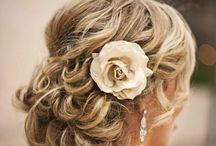 Wedding Hair / by Casey Merriman