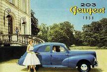 Peugeot Vintage / Un tablero donde podrás encontrar anuncios, publicidades y curiosidades históricas del León