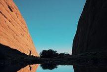 Travel: Outback Australia / Camping trip to see Uluru!