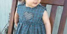 Ruthie Rag Dress
