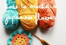 Crochet : Inspiration/DIY