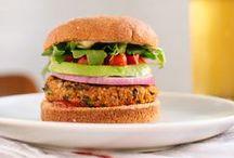 sandwiches + burgers