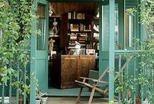 come on in! / modern neat + boho chic / by Momo Thompkins