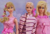 Barbie Vintage Fashions / by Ruth Zahler