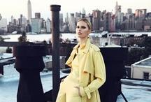 Fashion - campaigns, covers, editorials
