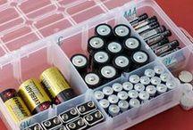 Get Organized! / by Brigid Fintak