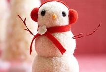 Handmade Christmas / All the pins you need to make a beautiful handmade Christmas wonderland!