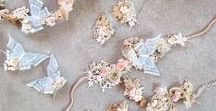 My jewellery / Lace jewellery and embroidery