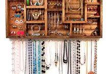 Jewels...jewelry... / by Chimy Lefebvre du Prey
