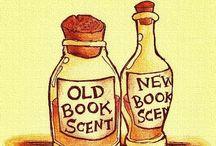 nose in a book / by Bri •