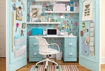 Office space / by Amy Allen