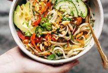noodles of all kinds
