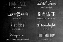Fonts and Freebies