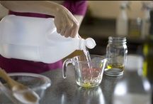 Cleaning 101 / Natural ways to clean my home, my stuff and me!