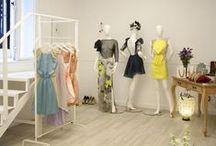 ** Antiguo atelier Beba´s Closet - Monte Esquinza 44 ** / Antiguo Atelier de Beba´s Closet en Monte Esquinza, 44.