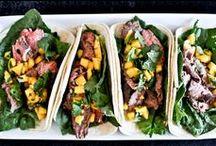Tacos/Enchiladas