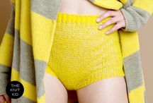 Knitwear WOMAN / by Francois Morrow