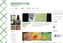 Endeavors of a Girl / Posts from my blog http://www.endeavorsofagirl.com/