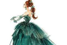 Fashion Illustrations/Sketches