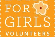 Days for Girls Volunteers Around the World / Amazing volunteers changing the lives of women and girls globally.