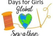 Global Sew-A-Thon / Sew what if we change the world today?