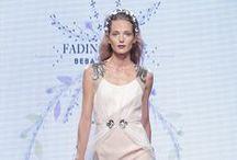 """** Fading White - 2014 ** /  Colección de novia """"Fading White"""" de Beba´s Closet  - Catwalk MFSHOW WOMEN 2014"""