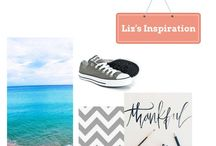 Web-spiration / Website Inspiration that gets my wheels turning.