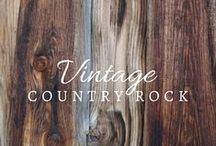 Brand Elements | Vintage Country Rock / Vintage Country Rock Branding