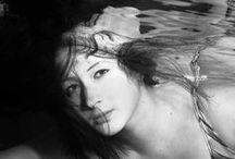 Portraits of People Underwater