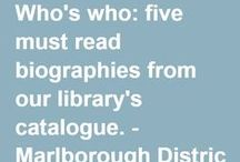 On the shelf - Marlborough District Library Blogs / Our library blogs recommend everything from the latest books, to the greatest books to the 'must reads' from the fiction and non-fiction from our shelves.