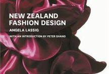 Fashion on the page #NZFW / Celebrating New Zealand Fashion Week with sartorially styled titles at Marlborough District Libraries.