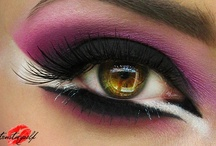 Painted Beauty / Makeup, polish, hair, and those sorts of things / by Rae Backas