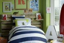 Bray's Room / by Laurie Flickinger