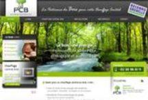 Artisan - Sites Internet / Sites Internet crées par Cognix Systems, agence Web située à Rennes et Brest, pour des artisans
