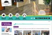 Immobilier - Sites Internet / Sites Internet crées par l'agence Web Cognix Systems pour des agences immobilières